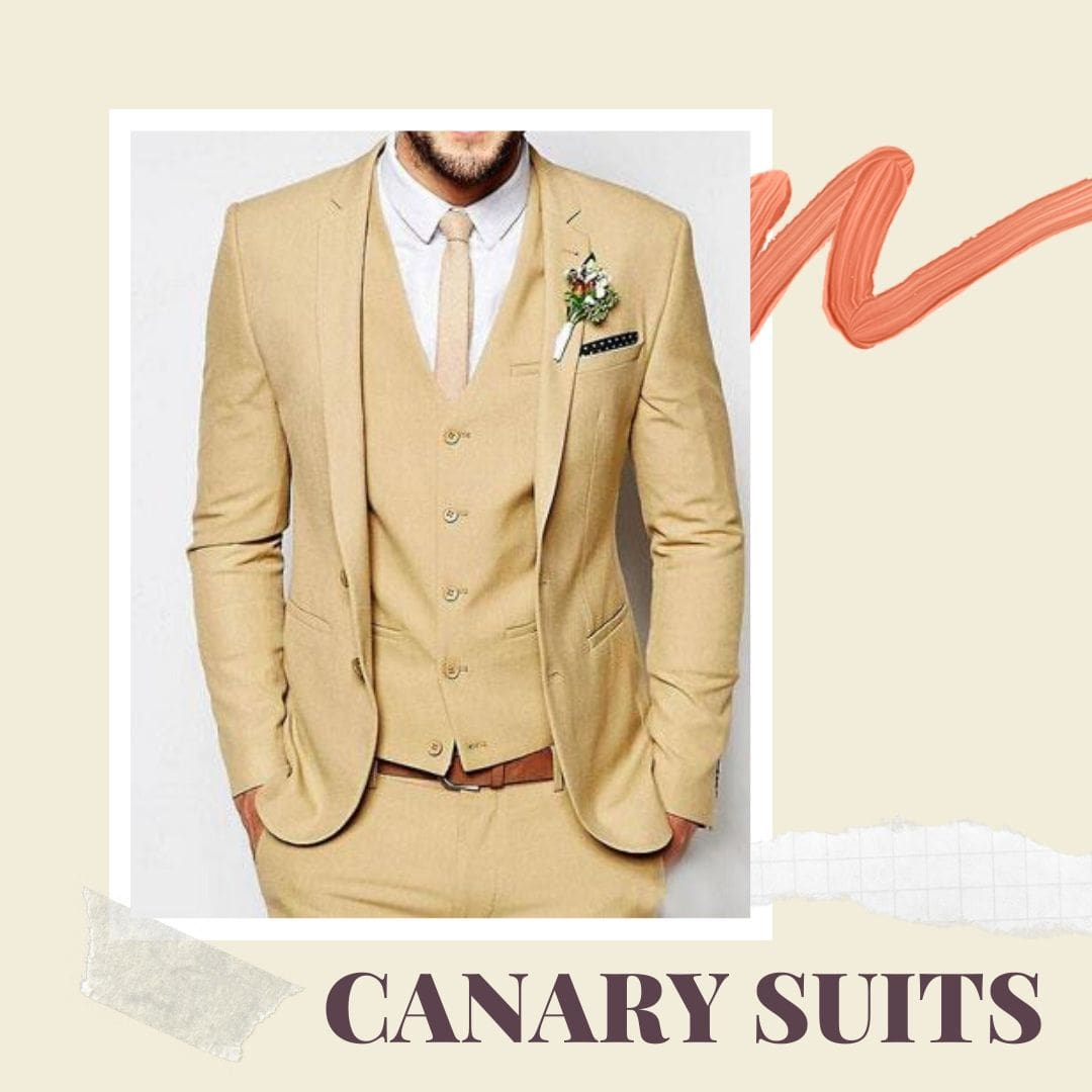 Yellow Canary Suits
