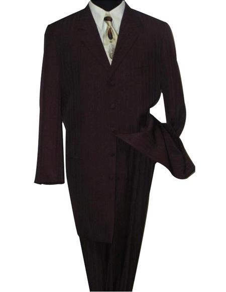 Jackson style Fashion Black Dress Long Zoot Mens Suit, act now only $139.00