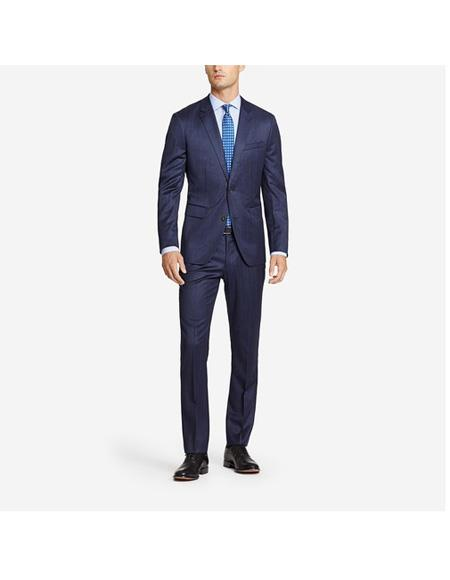 Mens  James Bond Spectre Windowpane Two Piece Suit, act now only $179.00