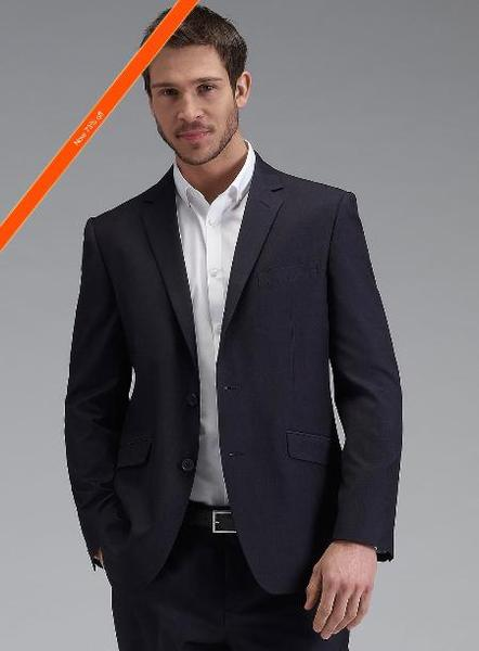 Mens Navy Two Button Tonic Slim narrow Style Fit Suit, act now only $139.00