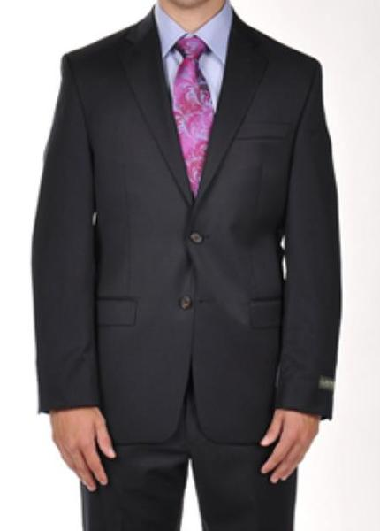 Mens Solid Navy Dress Suit separates online, act now only $275.00