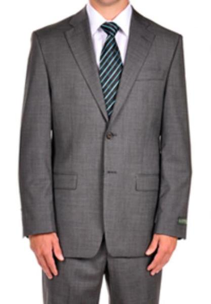 Mens Steel Grey Dress Suit separates online, act now only $275.00