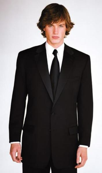 Mens Two Button Slim narrow Style Fit Wedding Tuxedo, act now only $275.00