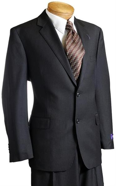 Mens Two Button Style Italian Fabric Suit, act now only $199.00